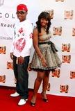 Webstar Photo - 21st Annual Soul Train Music Awards - Red Carpet Pasadena Civic Auditorium Pasadena CA 03-10-2007 Dj Webstar and Young B Photo Clinton H Wallace-photomundo-Globe Photos Inc