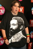 Andy Milonakis Photo - Tv Guide  Inside Tv After Party-red Carpet Hollywood Roosevelt Hotel Hollywood CA 09-18-2005 Photo Clintonhwallace-photomundo-Globe Photos Inc Andy Milonakis - Showing Off His Haile Selassie T-shirt
