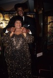 Nell Carter Photo - Nell Carter with Clarence Clemons National Hero Award 1993 L6837ml Photo by Mitchell Levy-Globe Photos Inc