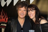 Clem Burke Photo - Shepard Fairey Presents Iconic British Photographer Dennis Morris Bob Marley Giant Private Reception Hosted by Known Gallery Known Gallery Los Angeles CA 032814 Clem Burke of Blondie and Misti Layne Clinton H WallacephotomundoGlobe Photos Inc