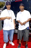 Lil J Photo - Lincoln Presents 19th Annual a Midsummer Nights Magic Celebrityall-star Basketball Game at the Forum in Inglewood California 08012004 Photo by Valerie GoodloeGlobe Photos Inc 2004 Lil Fizz and J Boog From