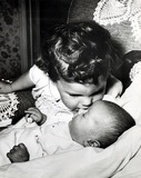 Desi Arnaz Photo - Lucille Ball and Desi Arnazs Children Lucie and Desi Arnaz Jr SmpGlobe Photos Inc