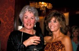 Alan Hunter Photo - Bea Arthur and Jane Fonda Photo Alan Hunter- Globe Photos Inc 1987 Beaarthurretro