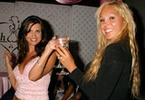 Ava Ramone Photo - Bench Warmer Trading Cards Series 3 Release Party at Bliss West Hollywood CA 051304 Photo by ClintonhwallaceipolGlobe Photos Inc2004 Marey Carey and Ava Ramone