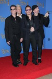 Adam Clayton Photo - Larry Mullen Jr Adam Clayton Bono the Edge 71st Annual Golden Globe Awards - Press Room on January 12 2014 at the Beverly Hilton Hotel Beverly Hillscaliforniausa PhototloweGlobephotos