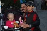 Benny Nieves Photo - 5th Annual Celebrity Blood Drive Hosted by Nicholas Gonzalez and Benny Nieves Childrens Hospital Los Angeles-blood Donation Center Los Angeles CA 12142013 Kennedy Emilio Rivera and Rocco Clinton H WallacephotomundoGlobe Photos Inc