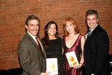 Liz Claman Photo - Cocktail Reception to Launch Liz Clamans Book Best Investment Advice I Ever Received at Geraldo Riveras Home in New York City 12-06-2006 Geraldo Rivera Erica Rivera Liz Claman and Jeff Kepnes Photo by Barry Talesnick-ipol-Globe Photos Inc