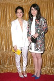 Abbi Jacobson Photo - Alice and Olivia Fall 2015 Presentation-celebs Prince George Ballroom NYC February 16 2015 Photos by Sonia Moskowitz Globe Photos Inc 2014 Ilana Glazer Abbi Jacobson