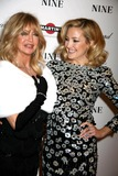 Goldie Photo - The New York Premiere of Nine the Ziegfeld Theater NYC 12-15-2009 Photos by Sonia Moskowitz Globe Photos Inc 2009 Goldie Hawn and Kate Hudson