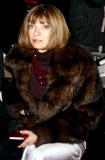 Anne Klein Photo - Anna Wintour K28941jbb Sd0211 2003 Fall Fashion Week Anne Klein Fall Fashion Show in New York City Photo Byjohn BarrettGlobe Photos Inc