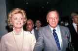 Barbara Sinatra Photo - Frank Sinatra_wife Globe Photosinc 1982 Franksinatraretro