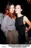 Helena Christiensen Photo - Sound Republichelena Christiensen and Kate Moss at Santa Doretz Party