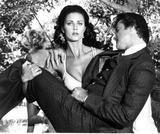 Lyle Waggoner Photo - Lyle Waggoner and Lynda Carter Wonder Woman Supplied ByadhGlobe Photos Inc