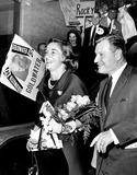 Nelson Rockefeller Photo - Happy and Nelson Rockefeller Oct 22 1963 HeGlobe Photos Inc