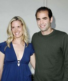 Bridgette Wilson Photo - Bridgette Wilson and Pete Sampras During the Premiere of the New Movie From Thinkfilm the Wendell Baker Story Held at the Writers Guild Theater on May 10 2007 in Beverly Hills California Photo by Michael Germana-Globe Photosinc