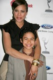 Noah Gray-Cabey Photo - I11642CHW THE NAACP HOLLYWOOD BUREAU PRESENTS WHOS RUNNING THE SHOW A CASE STUDY IN DIVERSITY FEATURING THE CAST OF THE HIT SERIES HEROES ACADEMY OF TELEVISION ARTS  SCIENCES NORTH HOLLYWOOD CA 02-28-2007 TAWNY CYPRESS AND NOAH GRAY-CABEY   PHOTO CLINTON H WALLACE-PHOTOMUNDO-GLOBE PHOTOS INC