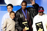 E P M D Photo - Neil Young  Jermaine Dupri Receive Top Honors on May 16th at the Ascap Pop Awards at the Beverly Hilton Hotel California 5-16-2005 Photo Byvalerie Goodloe-Globe Photos Inc 2005 Parrish Smith (of Epmd)