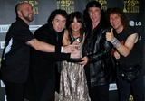 Anvil  Photo - Sacha Gervasi Anvil Director and Rock Group Win Best Documentary the 25th Annual Film Independent Spirit Awards Press Room Held at the Nokia Theatre in Los Angeles CA 03-05-2010 Photo by Graham Whitby-boot-allstar-Globe Photos Inc 2010