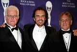 Dave Clark Photo - The 2008 Rock and Roll Hall of Fame Induction Ceremony Waldorf-astoria Hotel NYC March 10 08 Photos by Sonia Moskowitz Globe Photos Inc 2008 Dave Clark Five