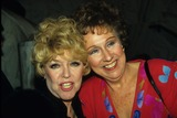 Dorothy Loudon Photo - Dorothy Loudon Jean Stapleton A2616 Supplied by Globe Photos Inc