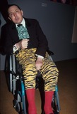 Andy Warhol Photo - Emily Hughes the Andy Warhol Museum Opening 1994 L8314rh Photo by Rose Hartman-Globe Photos Inc