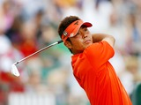 Hideto Tanihara Photo - Hideto Tanihara on the 9th Tee the Open Royal Liverpool Hideto Tanihara the Open Royal Liverpool K49062 07-22-2006 Photo by Richard Sellers-allstar-Globe Photosinc