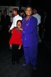 Nell Carter Photo - Nell Carter and Son Joshua 1996 Lisa RoseGlobe Photos Inc Nellcarterretro