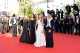 Audrey Marnay Photo - Marisa Berenson Audrey Marnay Arielle Dombasle and Farida Khelfa Nebraska Premiere 66th Cannes Film Festival Cannes France May 23 2013 Roger Harvey