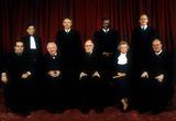 Stephen Breyer Photo - Supreme Court of the United States R Bader Ginsbergdh Souterc Thomasstephen Breyera Scaliajp Stevenswh Rehnquist Sdoconnorand a Kennedy Supplied by Globe Photos Inc