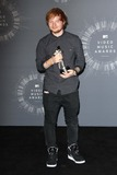 Ed Sheeran Photo - Ed Sheeran Poses in the Press Room During the Mtv Video Music Awards on August 24th 2014 at the Forum in Inglewoodcalifornia USA Photo tleopoldGlobephotos