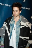 Jared Leto Photo - New York Fashion Week G-star Raw Fashion Show-celebrities Backstage and Front Row Lincoln Center NYC February 12 2011 Photos by Sonia Moskowitz Globe Photos Inc 2011 Jared Leto