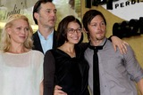 Norman Reedus Photo - Gale Anne Hurd Honored with Star on the Hollywood Walk of Fame in Front of Napolean Perdis Hollywood Hollywood CA 10032012 Laurie Holden Norman Reedus and Lauren Cohan Photo Clinton H Wallace-photomundo-Globe Photos Inc