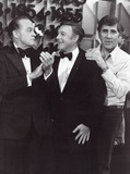 Bob Hope Photo - Gene Kelly with Bob Hope and Greg Harrison Supplied by Globe Photos Inc