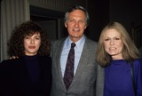 Anne Archer Photo - Anne Archer with Alan Alda and Gloria Steinem 1989 A4037 Photo by Adam Scull-Globe Photos Inc