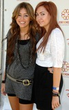 Brandi Cyrus Photo - Miley Cyrus Brandi Cyrus attends the Elizabeth Glaser Pediatric Aids Foundation 20th Annual a Time For Heroes Celebrity Carnival Held at Wadsworth Theater in Los Angeles California on June 7 2009 Photo by David Longendyke-Globe Photos Inc 2009
