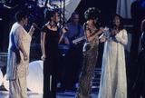 Aretha Franklin Photo - Brandy with Aretha Franklin  Whitne Houston and Cece Winans the 39th Annual Grammy Awards at Msg in New York K7888jbb Aka Brandy Rayana Norwood Photo by John Barrett-Globe Photos Inc