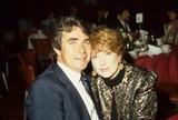 Nancy Dussault Photo - Nancy Dussault with Valentine Mayer 1986 F2471 Photo by Bob V Noble-Globe Photos Inc