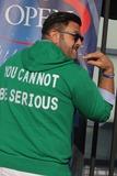 Adam Richman Photo - Adam Richman Man V Food Food Realty Tv Show at Us Open Tennis Day 4 at Arthur Ashe Stadium 8-28-2014 John BarrettGlobephotos
