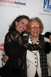 Andrea Marcovicci Photo - City Meals on Wheels 22nd Annual Power Lunch For Women the Rainbow Room Rockefeller Center NYC November 21 08 Photos by Sonia Moskowitz Globe Photosinc 2008 Andrea and Mom Helen Marcovicci