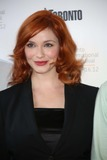 Alan Ball Photo - Actress Christina Hendricks Arrives at Jason Reitmans All-star Cast Live Table Read of Alan Balls Screenplay For American Beauty During the Toronto International Film Festival at Ryerson Theatre in Toronto Canada on 06 September 2012 Photo Alec Michael Photo by Alec Michael-Globe Photos