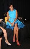 Alicia Quarles Photo - Carolina Herrera Fashion Show Ss15-celeb Mercedes Benz Fashion Week Lincoln Center NYC September 8 2014 Photos by Sonia Moskowitz Globe Photos Inc 2014 Alicia Quarles