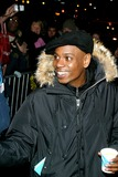 Dave Chappelle Photo - Celebs Departing From the Ed Sullivan Theatre After a Taping of the Late Night with David Letterman Show New York City 1152004 Photo Rick Mackler  Rangefinders  Globe Photos Inc 2004 Dave Chappelle
