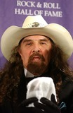 Artimus Pyle Photo - 1306 Waldorf-astoria Hotel NYC 21st Annual 2006 Rock and Roll Hall of Fame Induction Ceremony Photo Ken Babolcsay-ipol-Globe Photos Inc 2006 I10550kba Artimus Pyle Lynyrd Skynyrd