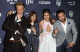 Aya Photo - Chris Geere Aya Cash Kether Donohue Desmin Borges attending the Los Angeles Premiere of Fxxs the League Final Season and youre the Worst 2nd Season Held at the Regency Bruin Theater in Westwood California on September 8 2015 Photo by D Long- Globe Photos Inc
