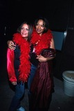 Angie Martinez Photo -  33002 the Vday Harlem 2002 After Party at Columbia University School of Law in NYC Angie Martinez with Lauren Velez Photo by Rick MacklerrangefinderGlobe Photos Inc