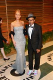 Tonya Lewis Lee Photo - Tonya Lewis Lee and Spike Lee Arrive at the Vanity Fair Oscar Party in West Hollywood Los Angeles USA on 02 March 2014 Photo Alec Michael Photo by Alec Michael-Globe Photos Inc