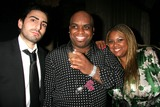 Echo Hattix Photo - EXCLUSIVEI11599CHW HOUSE OF HYPE VIP AFTERHOURS HOSTED BY CEE-LO AND JOHN LEGEND HOLLYWOOD ROOSEVELT HOTEL  HOLLYWOOD CA 02-11-2007 SAM KEYWANFAR - HOUSE OF HYPE FOUNDER  CEE-LO AND ECHO HATTIX   PHOTO CLINTON H WALLACE-PHOTOMUNDO-GLOBE PHOTOS INC