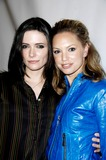 Bitsie Tulloch Photo - Rebecca Romijn and Bebe Celebrate Hollywood Glam at Bebe in Beverly Hills California on March 6 2008 Bitsie Tulloch and Barret Swatek Photo by Lemonde Goodloe-Globe Photosinc