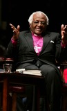 Archbishop Desmond Tutu Photo - Archbishop Desmond Tutu at the Trinity Church to Discuss Rabble Rouser For Peace the Authorized Autobiography of Desmond Tutu Broadway and Wall Street New York City 10-18-2006 Photo Rick Mackler  Rangefinders  Globe Photos Inc