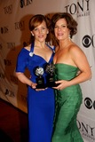Alice Ripley Photo - The 63rd Annual Tony Awards Press Room at Radio City Music Hall in New York City on 06-07-2009 Alice Ripley and Marcia Gay Harden Photo by Barry Talesnick-iol-Globe Phtos Inc 2009